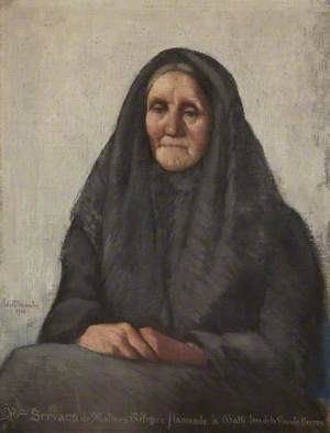 A Belgian Refugee