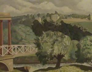 Suspension Bridge, Bath