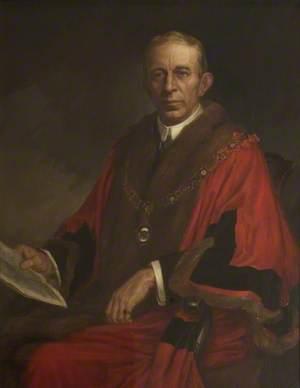 Dr Preston King (1863–1943), Mayor of Bath