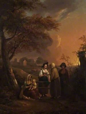 The Parson's Maid and the Gypsies
