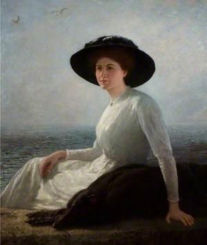 A Study in Black and White, Mrs Henrietta Riviere