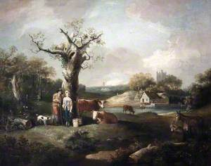 The Rural Courtship