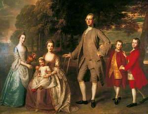 The Drake Family, Fernhill, Berkshire