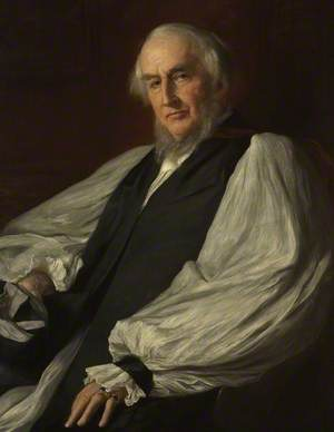 Lord Arthur Charles Hervey (1808–1894), Bishop of Bath and Wells (1862–1894)