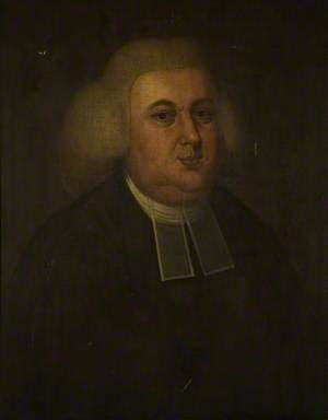 The Reverend William Kymer (c.1720–1794)