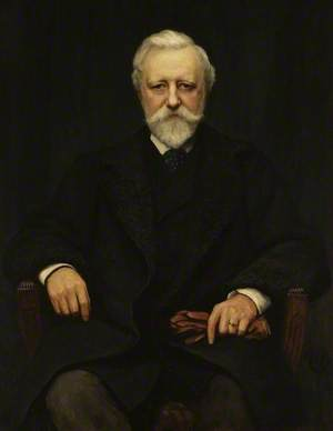 Sir Richard Horner Paget (1832–1908), Bt