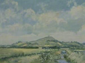 View of Glastonbury Tor