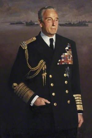 Earl Mountbatten of Burma (1900–1979)