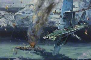 Operation Tungsten, 3 April 1944