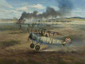 Richard Bell-Davies, VC, Rescues Gilbert Formby Smylie at Ferrijik Junction, Bulgaria, 19 November 1915