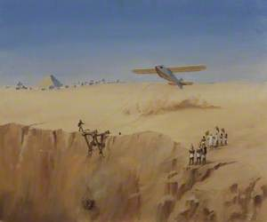 Breakthrough at Saqqara, Egypt