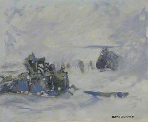 The Rescue of the Special Air Service Regiment at South Georgia