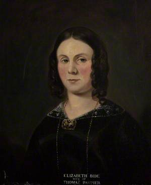 Elizabeth Dampier, née Bide (1807–1881)