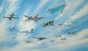 Aircraft Designs from Weybridge and Kingston British Aerospace Projects Office since the 1940s
