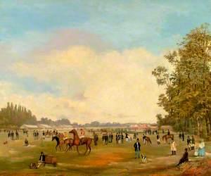 Egham Races, Egham
