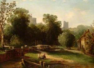 The Lock, Windsor
