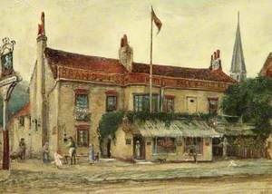 'The White Lion', Esher, Surrey