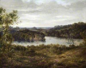Virginia Water, Surrey