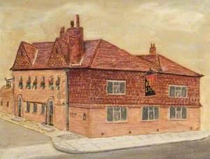 'Red Lion Inn', Egham