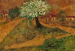 An Old Chestnut Tree, Which Stood near the 'Ship Inn', High Street, Weybridge