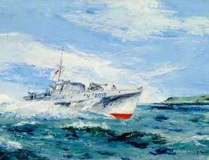 HM Torpedo Boat '2015'