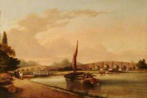Second Walton Bridge