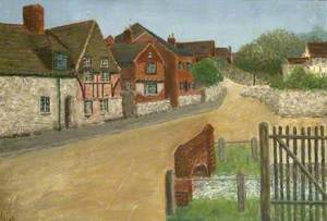 The Millstream at Godalming, Surrey
