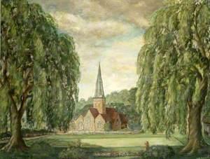 Godalming Church, Surrey