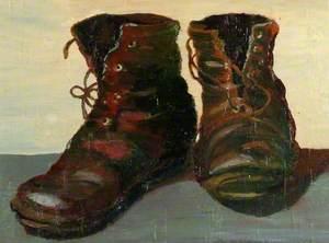 Miss Jekyll's Boots