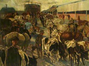 Guildford Cattle Market