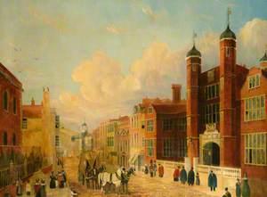 Abbot's Hospital, High Street
