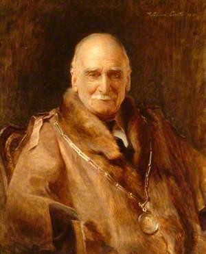 Mayor Ferdinand Smallpeice