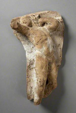 Study of a Male Nude for the 'Denunciation of Cain'