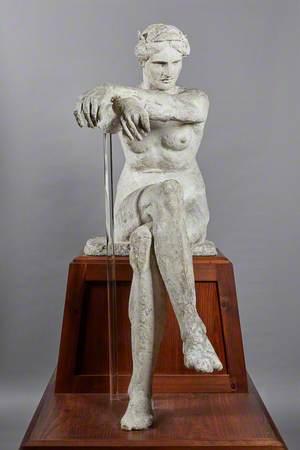 Study of a Female Figure