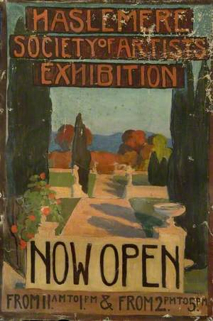Haslemere Society of Artists Exhibition: Landscape