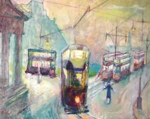 No. 37 Edinburgh Trams