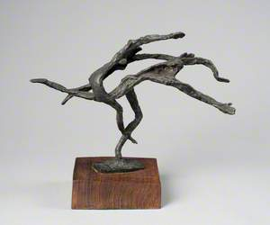 The Pursuit of Ideas (small maquette)