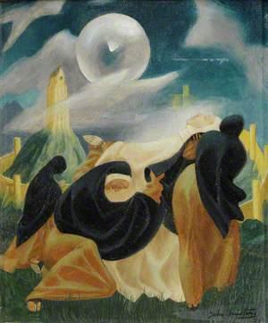 The Levitation of Saint Theresa