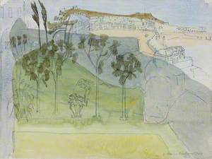 Untitled I (View of St Ives)