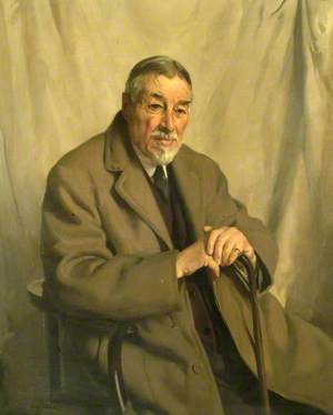 Sir Wilmot Herringham KCMG, CB, MD (1855–1936)