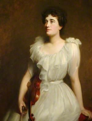 Marie Douglas (Mrs Arthur Stothert)
