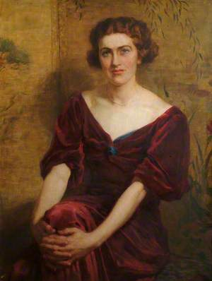 Miss Peggy Wood