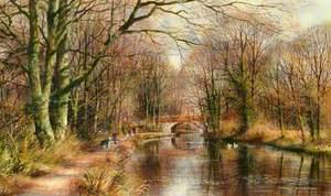 King's Head Bridge, Basingstoke Canal