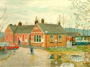 Frimley Station, Surrey