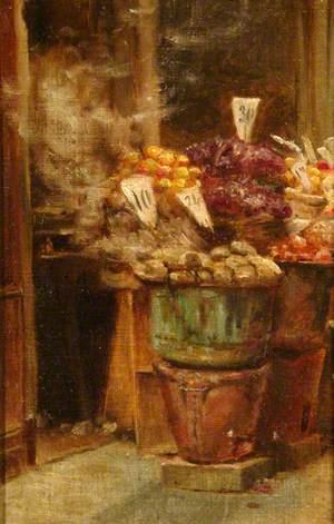 Italian Fruit Stall
