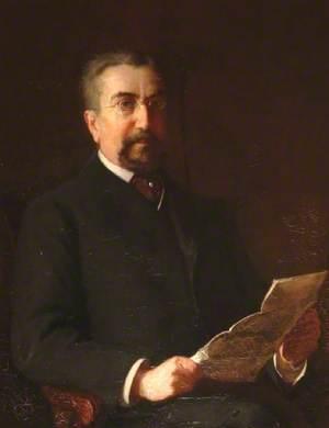 William Garland Soper, First Chairman of Caterham & Warlingham Urban District Council (1899–1908)