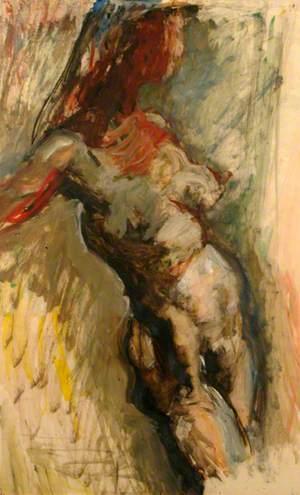 Sketch for 'Knossos'