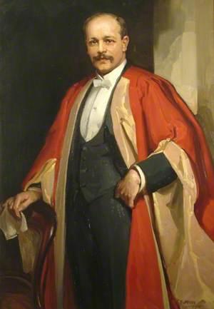 Sidney G. Rawson, DC, Principal of Battersea Polytechnic (1907–1915)