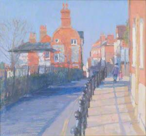 View of Quarry Street, Guildford