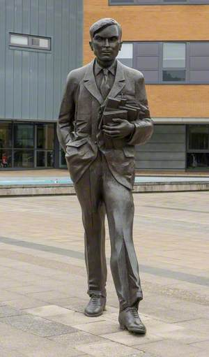 Alan Turing (1912–1954)